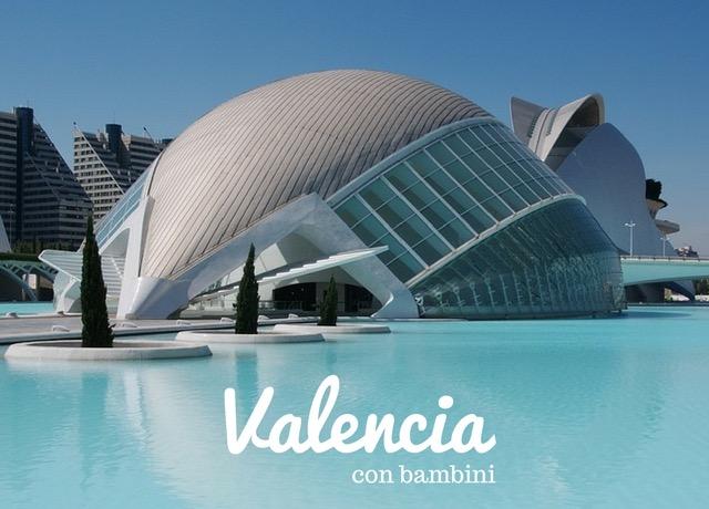 Valencia con bambini