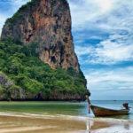 spiaggia in Tailandia
