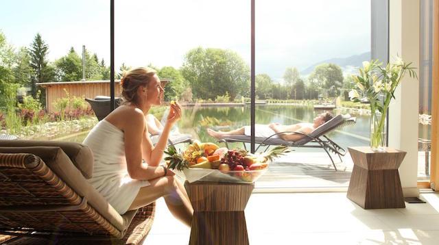relax in Austria nel villaggio per famiglie
