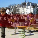 Parigi meta Top per le famiglie