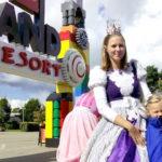 La nostra Legoland a Billund Danimarca