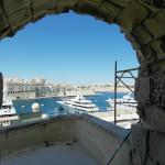 Un castello che rappresenta il mito dei Cavalieri di Malta