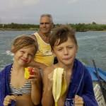 gita in barca batela a Grado