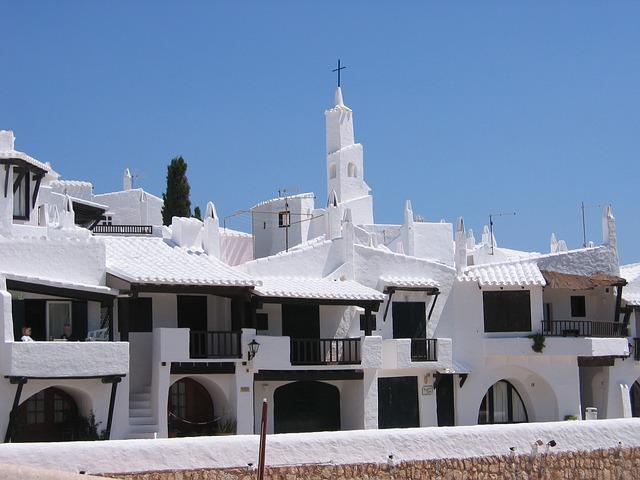 villaggio di Bibineca Minorca