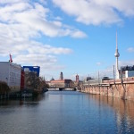 Berlino Est in bici
