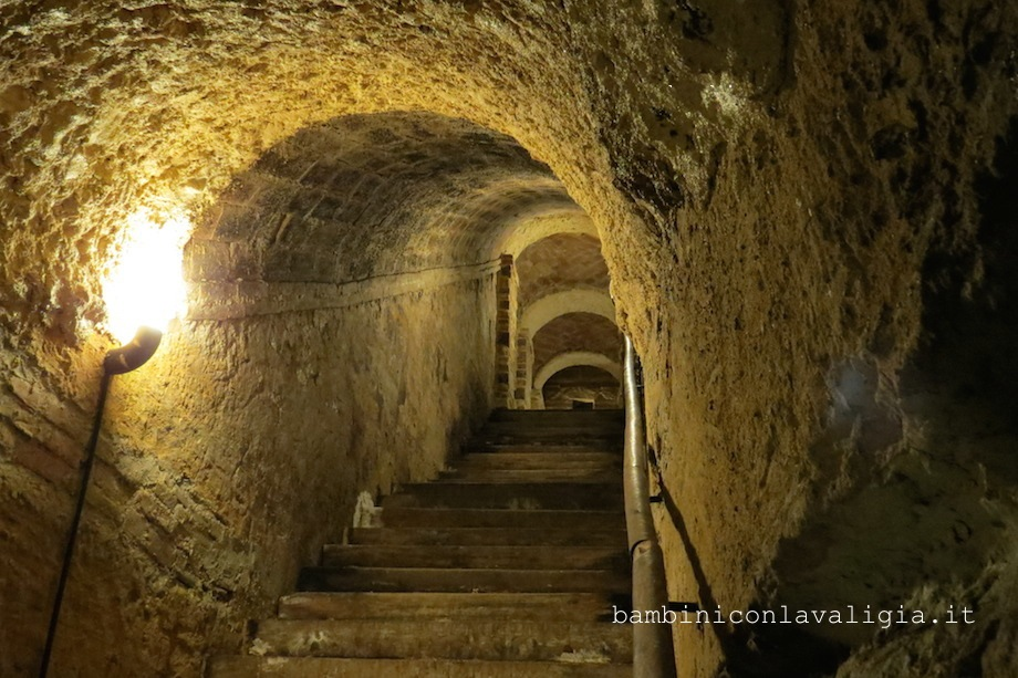 le grotte di camerano