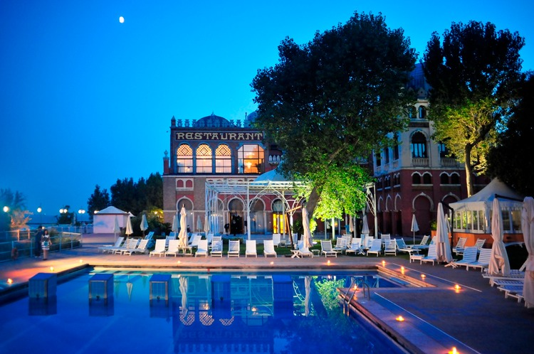 family hotel di lusso a venezia