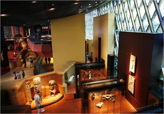 museo dei popoli parigi