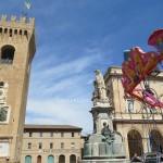 Recanati, passeggiata nel centro storico