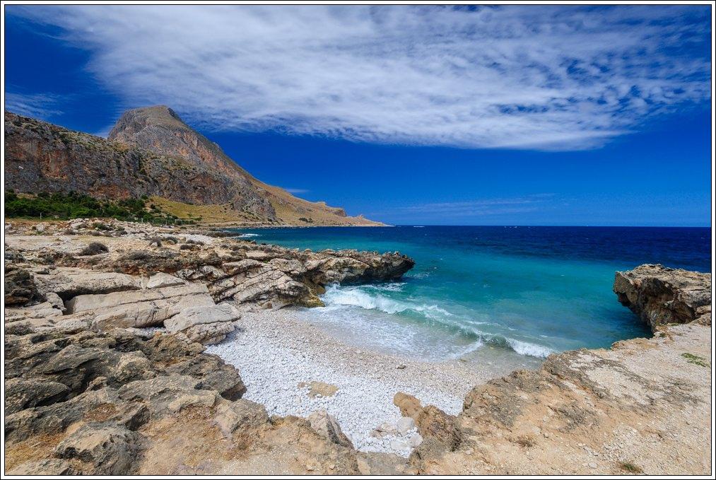 In sicilia mare