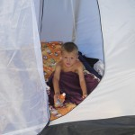 Campeggio, cosa portare con i bambini