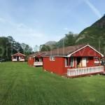 Norvegia in Campeggio