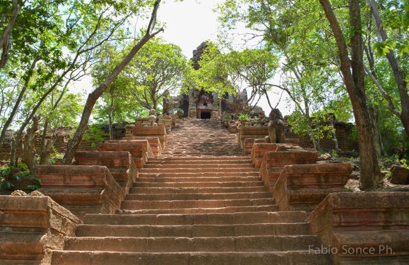 tempio battambang cambogia