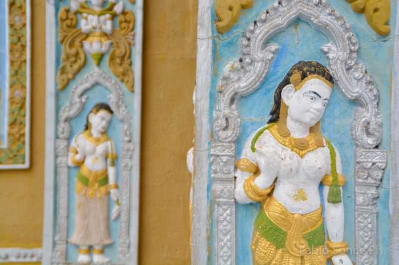 battambang templi pagode cambogia