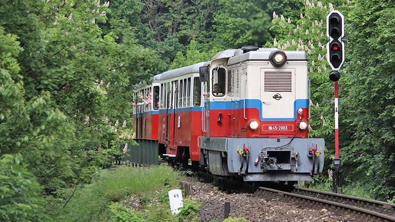 budapest treno