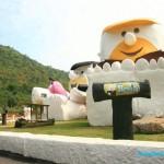 Gli antenati Flintstones in Tailandia