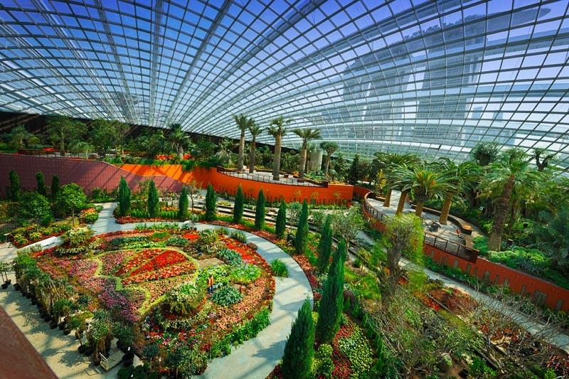 giardini baia singapore