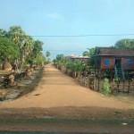 Primo giorno a Phnom Penh