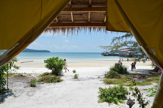 isole tropicali cambogia
