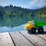 Vacanza al lago in Svizzera