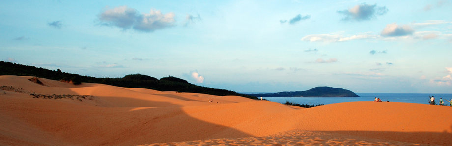 spiagge vietnam sabbia rossa