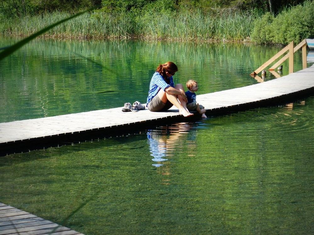 vacanza al lago