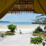 Isole tropicali in Cambogia Rong Sanloem & Rong