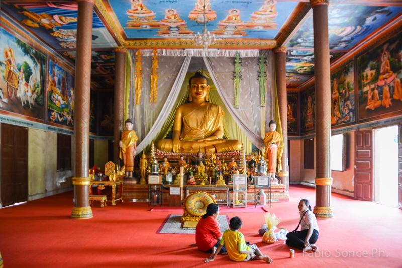 cambogia bambini