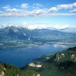 Il lago di Thun – Svizzera