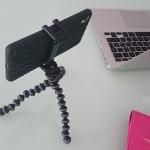Foto in viaggio top con Smartphone e GorillaPod