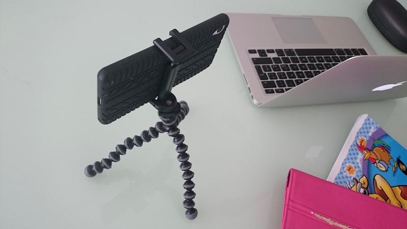 telefono foto in viaggio