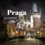 Praga con un bimbo di 3 mesi