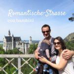 Romantische Strasse in Germania