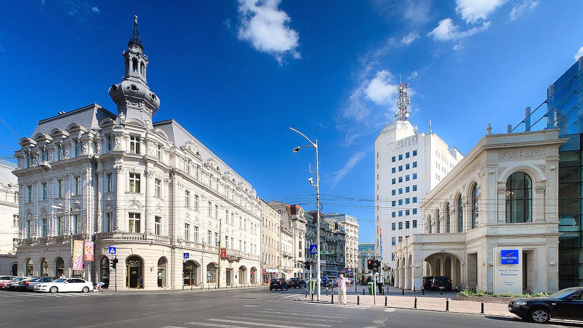 Bucarest in Romania