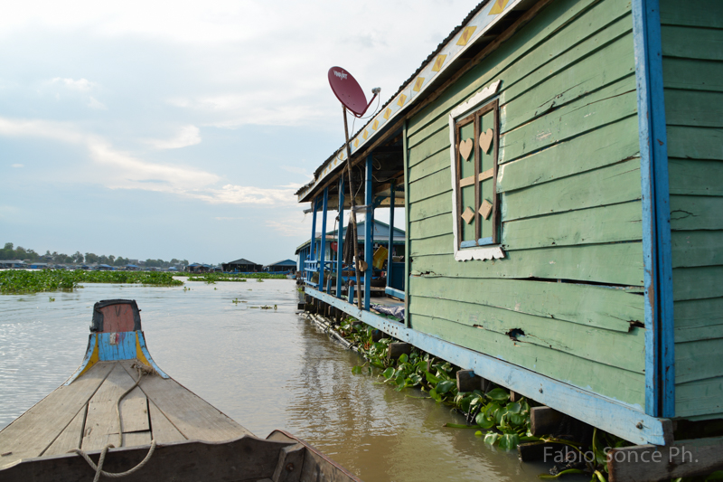 il villaggio galleggiante