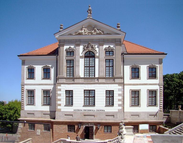 varsavia castello