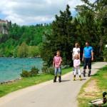 Lago di Bled, vacanza a misura famiglia