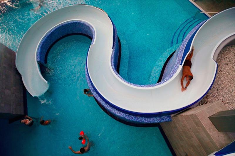 piscine lago di bled