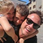 Viaggio di famiglia, ecco cosa pensano i papà