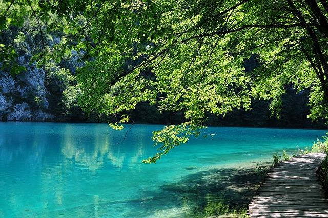 plitvice laghi croazia