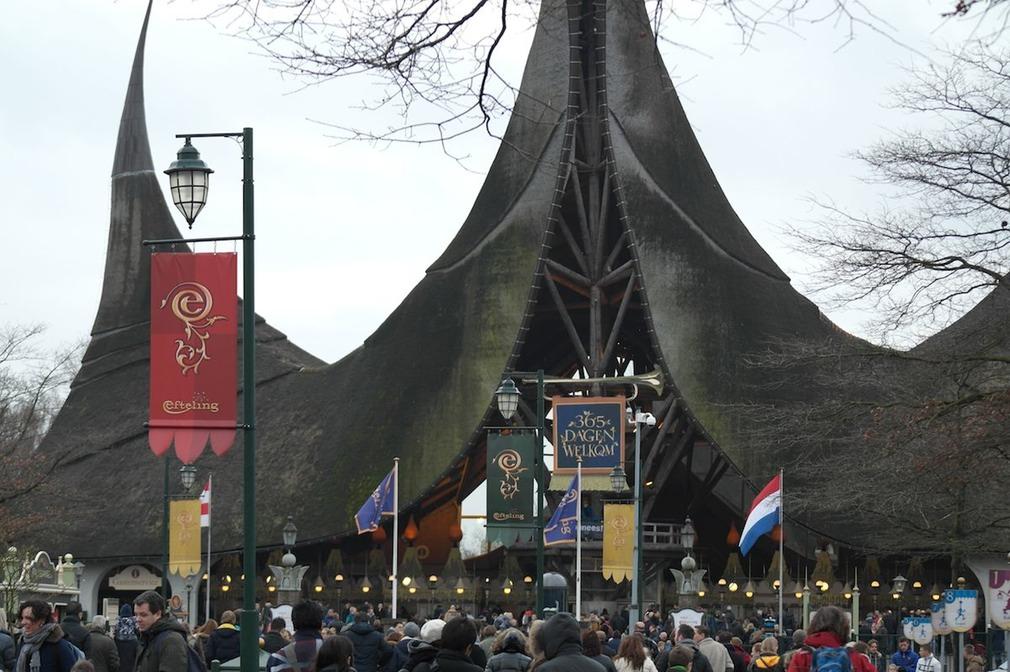 ingresso efteling olanda