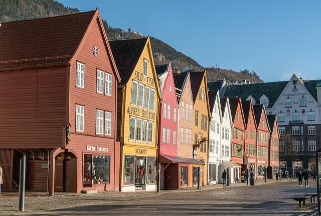 porto di Bergen