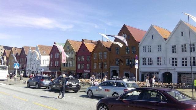 Bergen porto