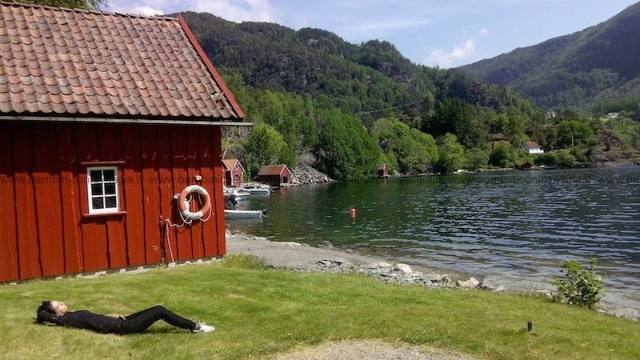 casa Norvegia relax