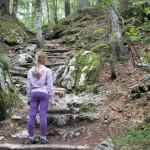 hiking ai laghi fusine