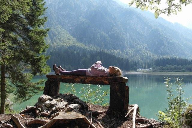 hiking familiare laghi fusine