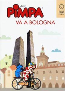 pimpa va a bologna con bambini