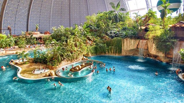 parco acquatico per bimbi Berlino