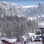 Alpin Dolomites la neve formato famiglia