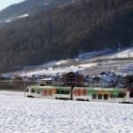 Dolomiti Express treno della neve in Trentino